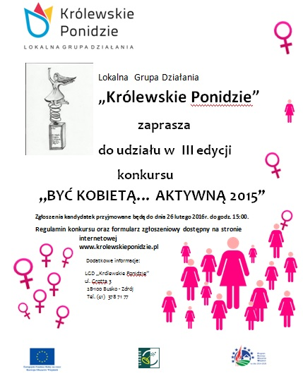 Plakat Być Kobietą Aktywną 2015.jpeg